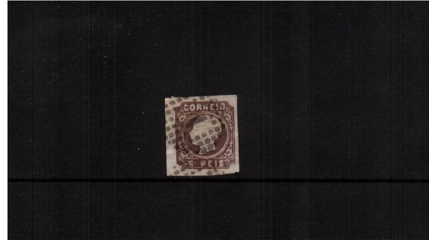 5r Deep Brown - Type I<br/>