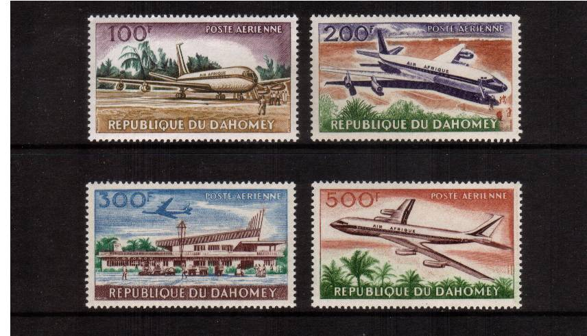 The AIR set of four aircraft superb unmounted mint. 