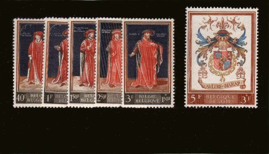 Royal Library of Belgium Fund<br/>