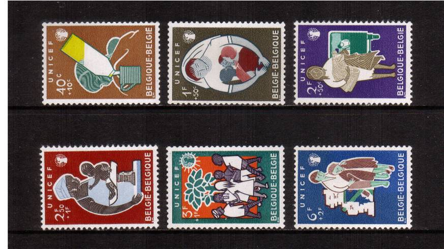 United Nations Children's Fund<br/>