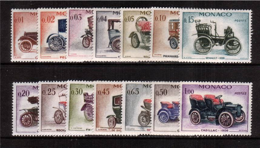 Veteran Motor Cars<br/>