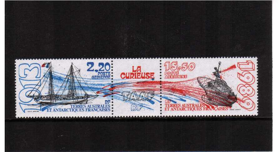 Ships pair plus label superb unmounted mint