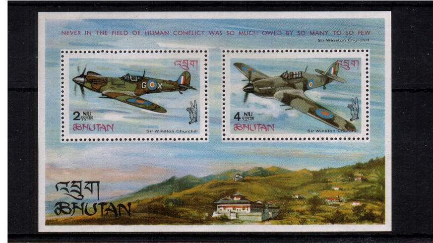 Churchill and Battle of Britain Commemoration<br/>