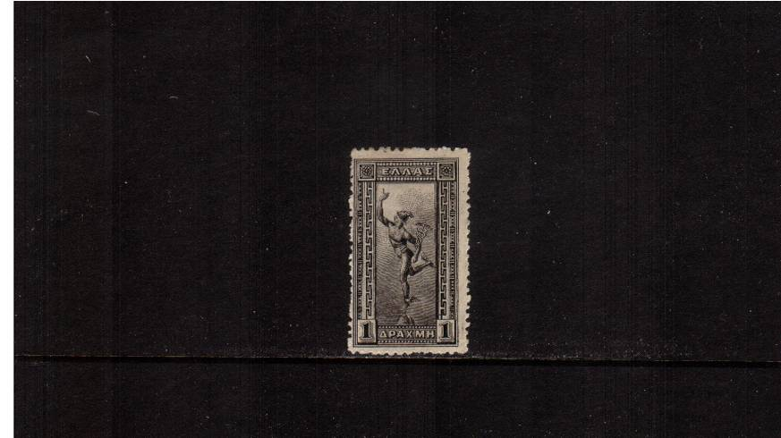''Flying Mercury'' 1d Black<br/>