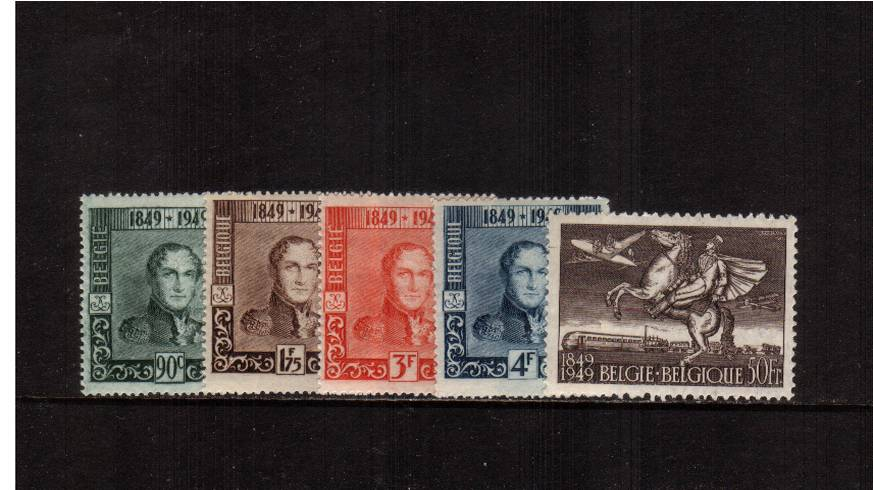 Belgium Stamp Centenary<br/>